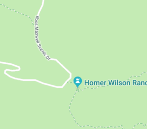 Homer Wilson Ranch in Big Bend National Park